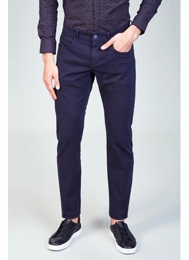 Avva Slim Fit Smart Pantolon Lacivert